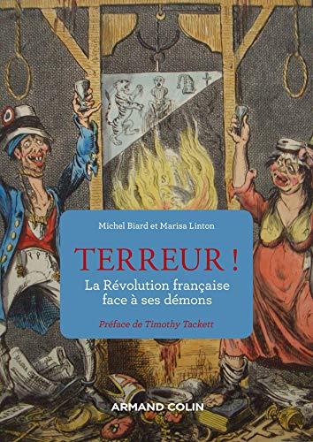Terreur ! : La Révolution française face à ses démons (Mnémosya) (French Edition)