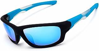 Sports Sunglasses for Men Women Polarized UV400 Protection Cycling Glasses Safety Goggles Bike Eyeglasses