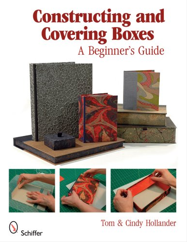 Constructing and Covering Boxes: A Beginner's Guideの詳細を見る