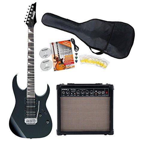 Ibanez GRG170DX-BKN E-Gitarre Starter SET