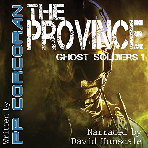 The Province  audiobook cover art