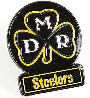 Steelers DMR Shamrock Pin Pittsburgh