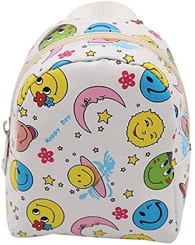 XinYiC Mochila de mueca para muecas americanas de 18 pulgadas - Bolsa de mueca Mini bolsa de escuela Mochila Accesorios de disfraz de mueca Juguete para nios - #C