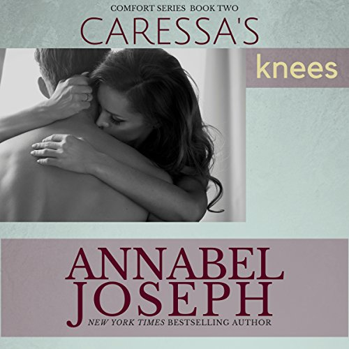 Caressa's Knees audiobook cover art