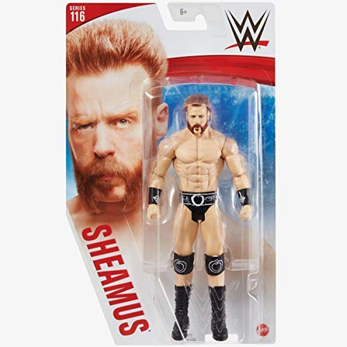 Collect WWE - Series 116 - Sheamus - Action Figure, bring home the action of the WWE - Approx 6'