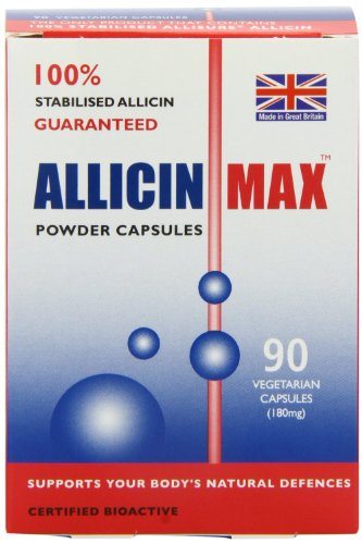 (Pack of 2) Allicin Max 100% Pure Allicin | ALLICINMAX