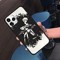 Hunter×hunter ハンター×ハンター グッズ スマホケース 手帳型 携帯ケース Iphone11ケース スマホカバー 携帯カバー 財布型ケース カード収納 収納防塵 耐衝撃 スタンド機能 耐衝撃 滑り防止 人気 おしゃれ-iPhone5_SE_5S_a13