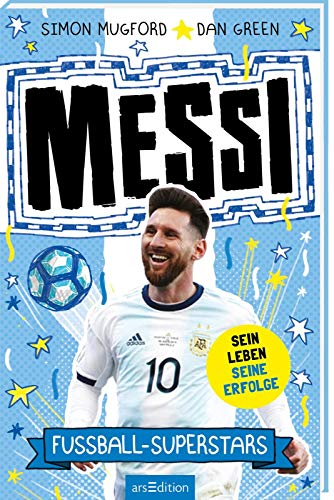 Fußball-Superstars - Messi