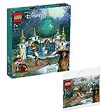 Bundles Brickcomplete Lego 43181 Raya e il palazzo a cuore & 30558 Raya e l'Ongi in avventura