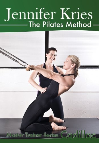 Jennifer Kries Pilates Master Trainer Series DVD - The Cadillac / Trapeze Table