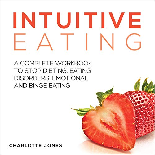 Intuitive Eating audiobook cover art