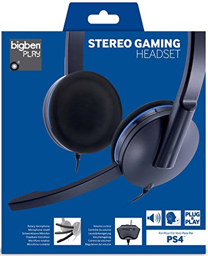 PS4 - Stereo Gaming-Headset