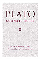 Complete Works of Plato Book Cover