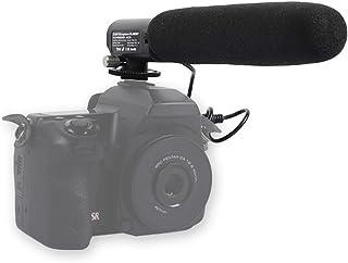 DSLR cámara vídeo videocámara micrófono para Canon EOS M/1d Mark IV 7d/6d/5d Mark III/5d Mark II 60d/700d/650d/600d/550d/100d Nikon D4/D3X/D3s/D3D800E/D800/D700/D600/7000/D5100/D5000/D3200Sony A99Pentax K-5/K7/K-01