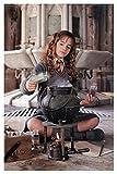 JRZDFXS Harry Potter Jigsaw Puzzle Hermione 1000 Pieza Puzzle para Adultos (Color : 1)