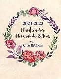 2020-2022 Planificador Mensual de 3 Años con Citas...