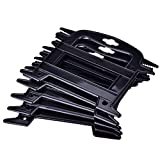Paracord Holder, 5Pcs Portable Paracord Winder Rope Winder Rope Organizer Spool Tool Prevent from Knots Recoils and Kinks