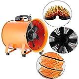 30,5cm Portable industriel ventilateur axial souffleur Atelier Extracteur d'air +...