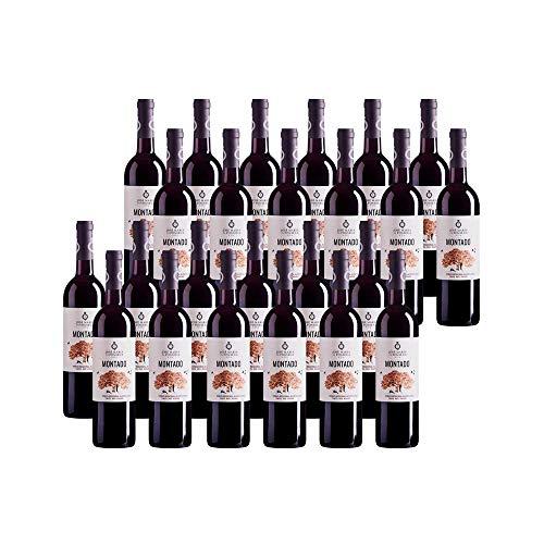Montado - Rotwein - 24 Flaschen