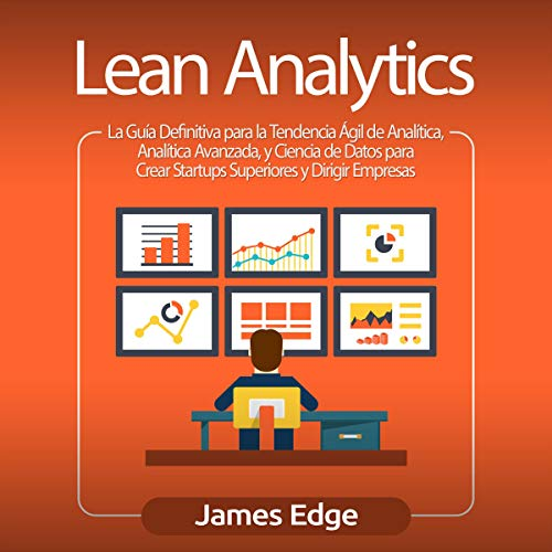 Lean Analytics (Spanish Edition) audiobook cover art