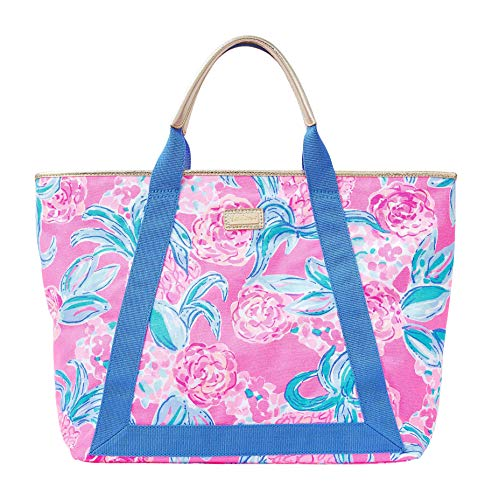 Lilly Pulitzer Sofina Tote Pinking Positive