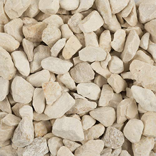 SEASON Dekosteine, Dekokies 9-13 mm, 1 kg (Creme)