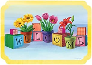 Welcome Spring Paper Placemats Pack