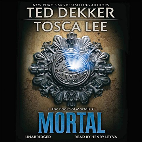 Mortal audiobook cover art