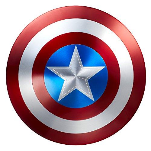 Marvel Avengers - B8385 - Légende - Bouclier Captain America - Bleu