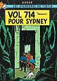 AVENTURES DE TINTIN 22 VOL 714 POUR SYDNEY: TINTIN T22 (Les Aventures De Tintin)
