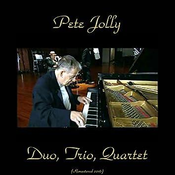 Duo, Trio, Quartet (feat. Bill Perkins / Buddy Clark / Art Mardigan / Mel Lewis) [Remastered 2016]