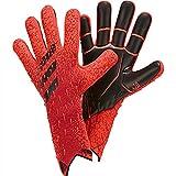 adidas PRED GL Pro Guantes de Portero, Adultos Unisex, Rojsol/Rojo/Negro (Multicolor), 11