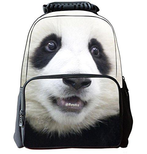 Leberna Felt Animal Face Cute School Backpack Book Bags for Boys and...
