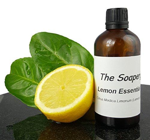 L'Huile essentielle de citron 100ml–Pure aromathérapie Qualité thérapeutique Huile