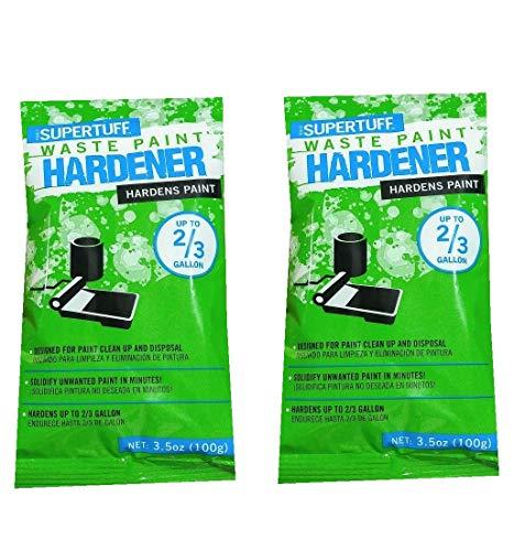 2 Pack Trimaco 10188 Super Tuff Waste Paint Hardener, Paint Stripper, Paint Remover