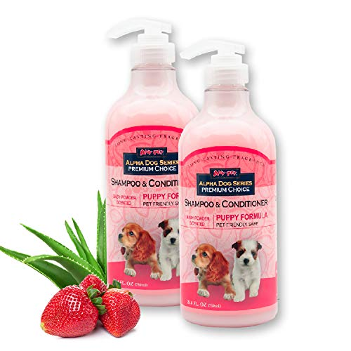 Alpha Dog Series - Puppy Shampoo