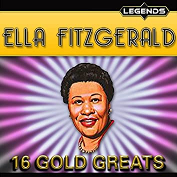 Ella Fitzgerald - 16 Golden Greats
