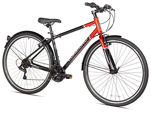 Concord Men's SC700 Hybrid Bike, 17'/Medium