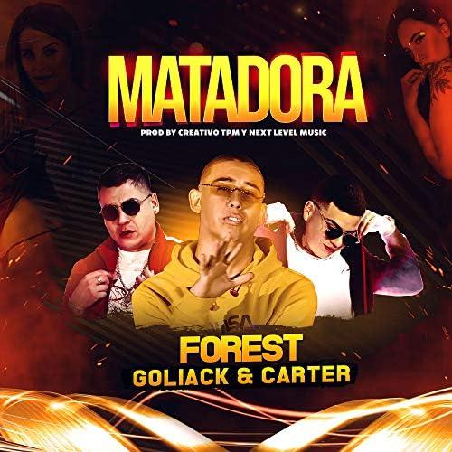 Goliack El Brutality & Forest feat. Carter