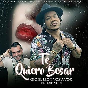Te Quiero Besar (feat. El Steve DJ)