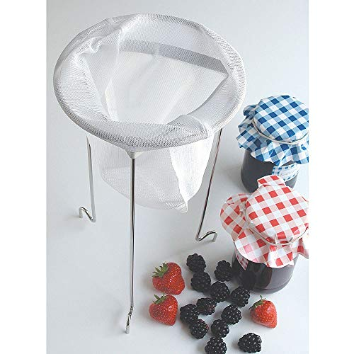 Tala Jam Strainer Stainless Steel with Nylon Bag