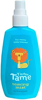 T is for Tame - Taming Mist | Hair Detangler Spray for Infants, Toddlers & Kids | All-Natural Hair Products Made with Orga...
