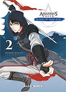 Assassin's Creed : Blade of Shao Jun Edition simple Tome 2