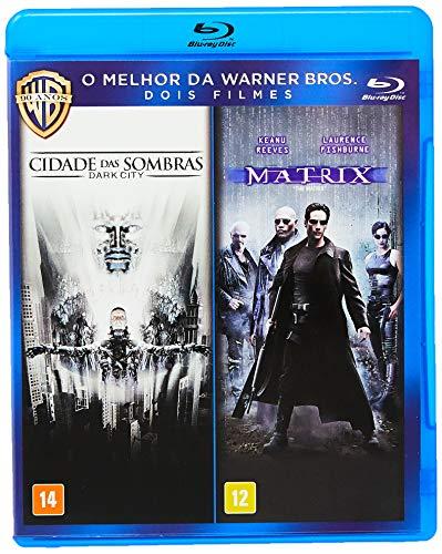 Cidade Das Sombras/Matrix [Blu-ray]