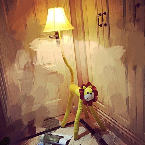 Stehleuchte Nordic kreative Einfachheit moderne Studie Nacht Cartoon Kinder Schlafzimmer Sofa Stehleuchte A+