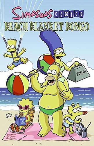 Simpsons Comics Beach Blanket Bongo (Simpsons Comic Compilations)