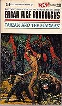 Tarzan & the Madman 1ST Edition Cover By Abbett Edition