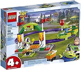 LEGO TOY STORY 4 CARNIVAL THRILL COASTER 10771 レゴ トイストーリー 4 カーニバル スリルコースター 10771[並行輸入品]