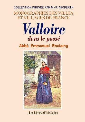 Valloire Dans le Passe