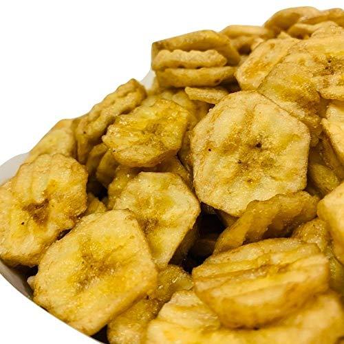 Eight Shop バナナ チップ 塩 500g ドライフルーツ フィリピン ココナッツオイル